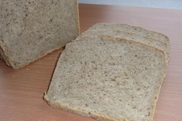 Brot: Dinkelmischbrot - Rezept - Bild Nr. 3