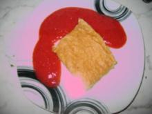 Dessert: Vanille- oder Zitronen-Auflauf ... ala Oma - Rezept