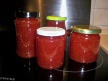 Leo´s Blutorangen Marmelade - Rezept