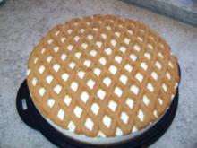 Joghurt-Frischkäse-Torte - Rezept