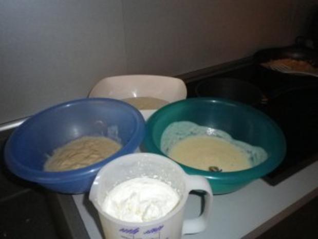 Bananen - Vanille - Torte - Rezept - Bild Nr. 2