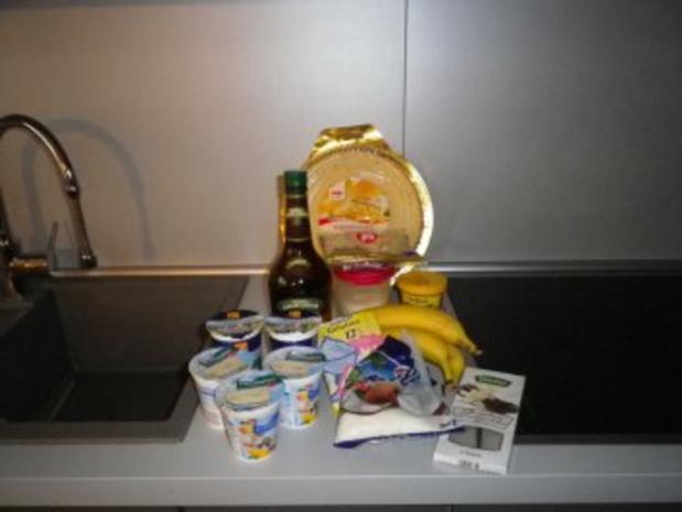 Bananen - Vanille - Torte - Rezept - Bild Nr. 3