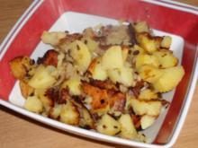 Gedämpfte (Kartoffeln) - Rezept