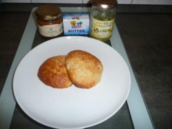 Buttermilchquark-Brötchen - Rezept