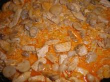 Feuriges Fleischpfännchen - Rezept