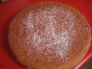 Rezept: Mannis - Sektkuchen