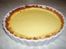 Weiße-Schoko-Chili-Tarte - Rezept