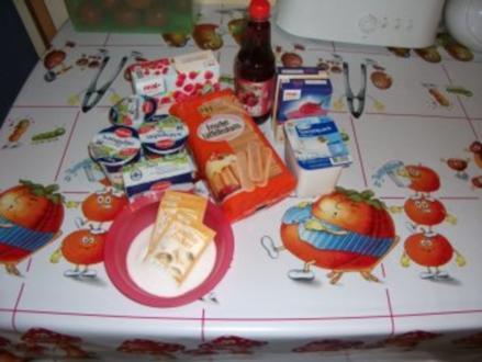Himbeer Quarksahne Torte - Rezept