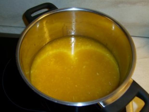 Orangen-Rum-Gelee - Rezept - Bild Nr. 5