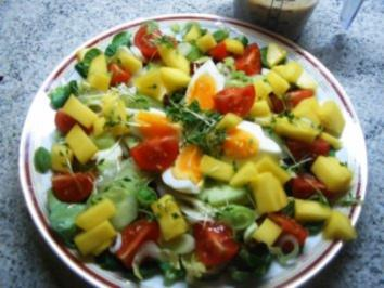 Radiccio-Chicoree-Salat - Rezept