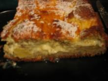 Apfel-Mohn-Kuchen - Rezept