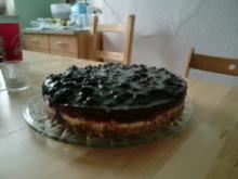 Blueberry Cream Cake - Rezept