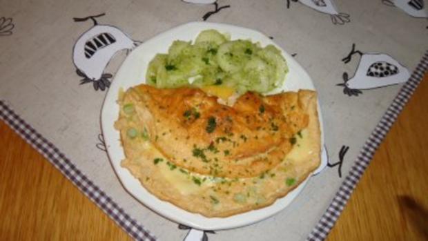 Schweizer - Omelett - Rezept - Bild Nr. 2