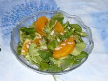 Feldsalat mit Grapefruit und Sonnenblumenkernen nach Patricias Art - Rezept