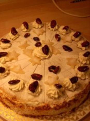 Korkant- Marzipan- Torte - Rezept - Bild Nr. 2
