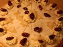 Korkant- Marzipan- Torte - Rezept