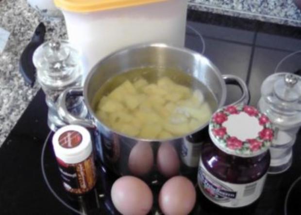 gefüllte Kartoffelklöße... - Rezept - Bild Nr. 2