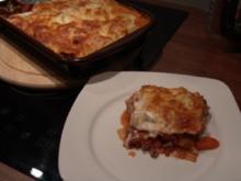 Hokuspokus Lasagne - Rezept