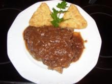 D: Zwiebelfleisch - Rezept
