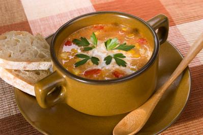 Amerikanische Maissuppe - Rezept - Bild Nr. 2