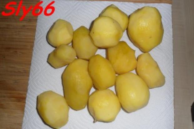 Pfannengerichte:Gröstl aus dem Wok - Rezept - Bild Nr. 3