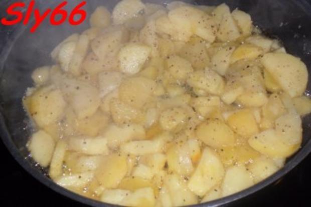 Pfannengerichte:Gröstl aus dem Wok - Rezept - Bild Nr. 9