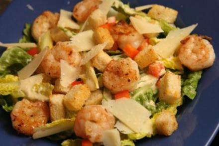 Caesars Salad - Rezept