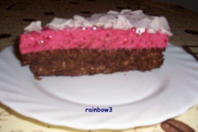 Backen: Rosa-Wolken-Torte - Rezept