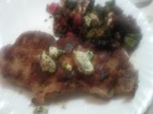 Broccoli-Zwiebel-Paprika-Gemüse - Rezept