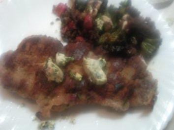 Rezept: Broccoli-Zwiebel-Paprika-Gemüse