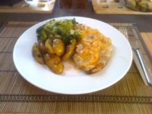 Steak au four mit Rosmarinkartoffeln - Rezept