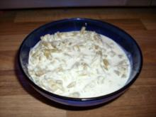 Grüner Bohnensalat mit Saure Sahne - Rezept