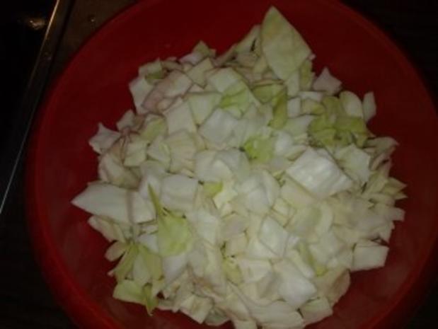 Weißkohlsuppe ohne Fleisch - Rezept - Bild Nr. 2