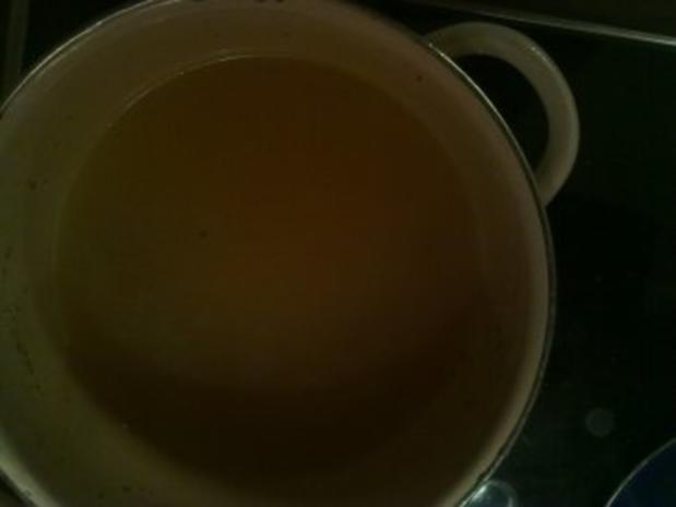 Weißkohlsuppe ohne Fleisch - Rezept - Bild Nr. 4
