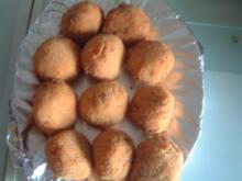 Sardische Reisbällchen - Rezept