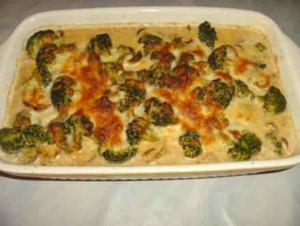 Hähnchen-Broccoli-Auflauf - Rezept