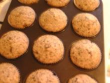Kokos-Schoko-Muffins - Rezept