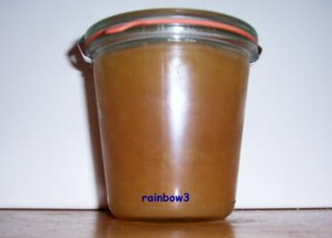 Einmachen: Englische Rhabarbermarmelade ... ala Oma - Rezept