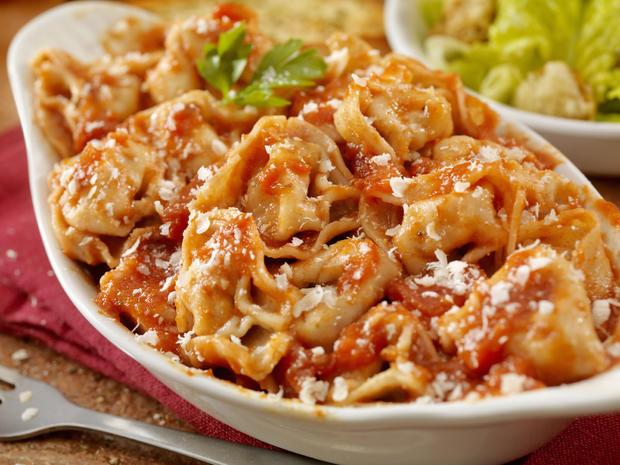Tortellini Bolognese - Rezepte für Hauptgerichte - Bild Nr. 19