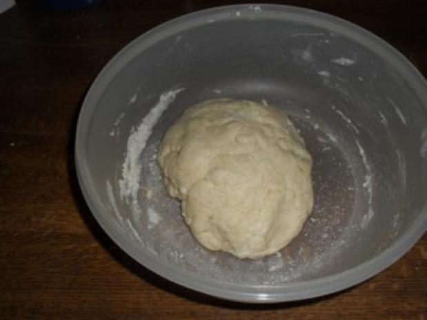 Apfelkuchen mit Sahnepudding - Besuch hat sich angekündigt - Rezept - Bild Nr. 3