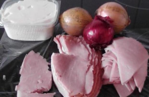 Kochschinkensalat - Rezept - Bild Nr. 2