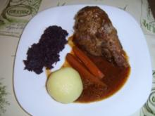 Thüringer Paprika-Putenkeulen - Rezept