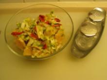Salate + Rohkost: Chinakohl-Salat - Rezept