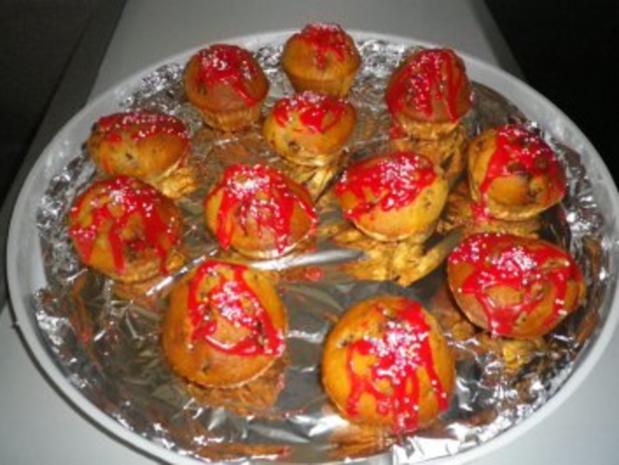 Kinder - Muffins - Rezept