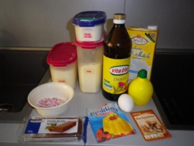 Kinder - Muffins - Rezept - Bild Nr. 3