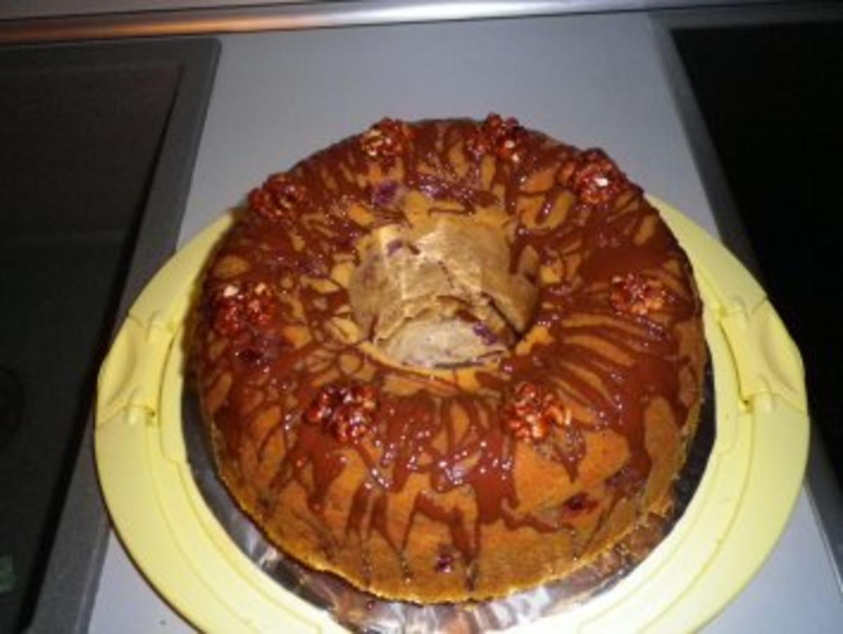 Kirsch Nuss Kuchen Rezept Gesendet Von Angi54 Einfache Rezepte