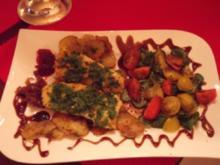 Fisch: Kabeljau auf Knusperkartoffeln - Rezept