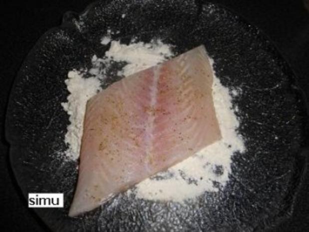 Fisch in schlanker Panade - Rezept - Bild Nr. 4