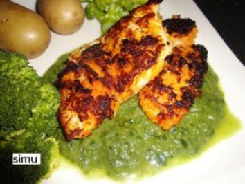 Fisch in schlanker Panade - Rezept