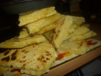 Harcha (Marokkanisches Brot) - Rezept - Bild Nr. 2